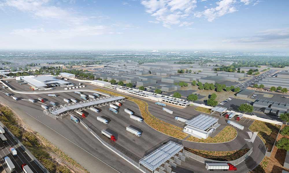 Anuncian inicio del proyecto de expansión de la Garita de Otay Mesa