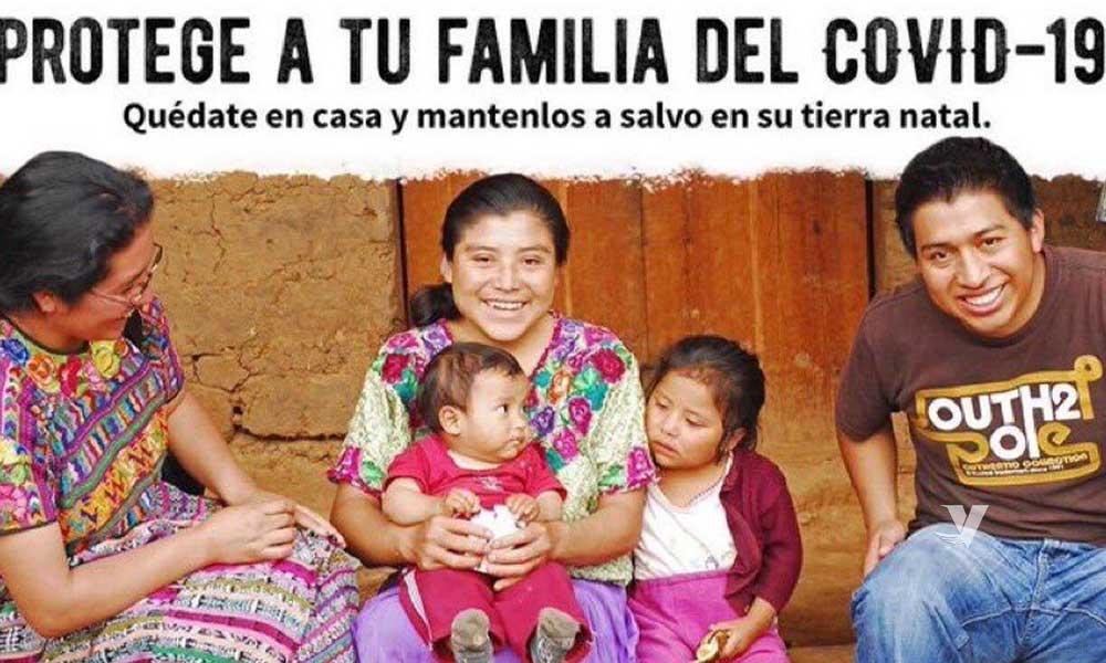 """Califican como """"racista"""" propaganda de Estados Unidos en Tijuana"""