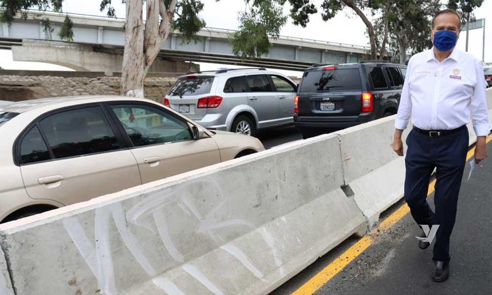 Reparación de carriles Ready Lane beneficiará a 70 mil persona que transitan por la zona