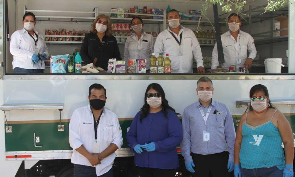 Tienda móvil Diconsa-Liconsa sigue recorriendo Baja California