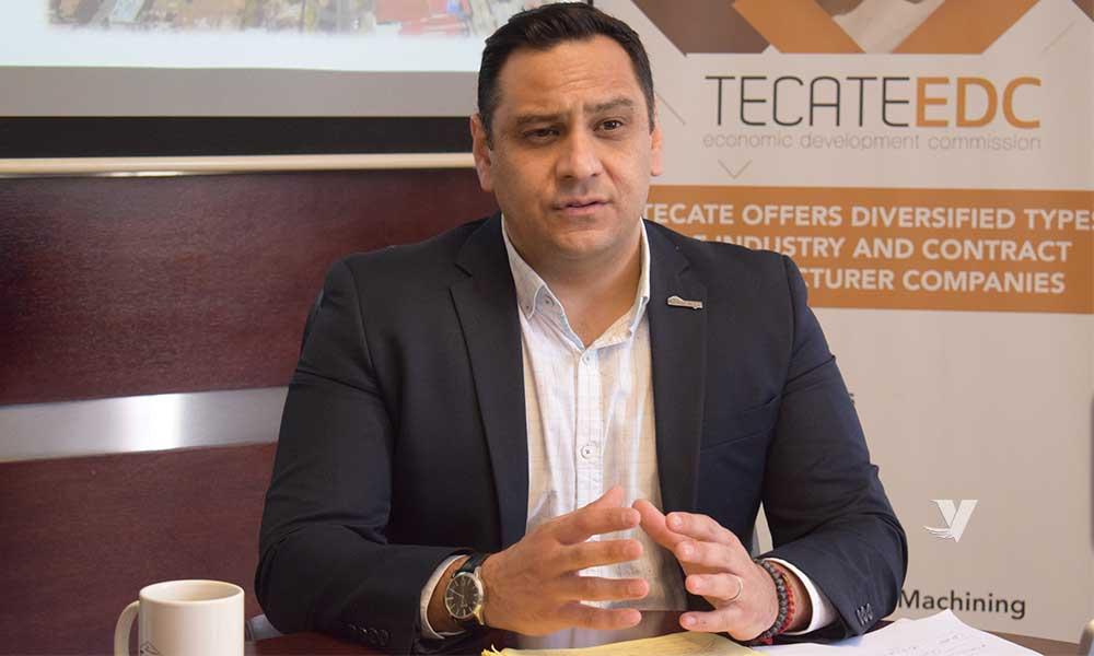 Presenta COPRETEC propuesta empresarial para la reactivación económica de Tecate