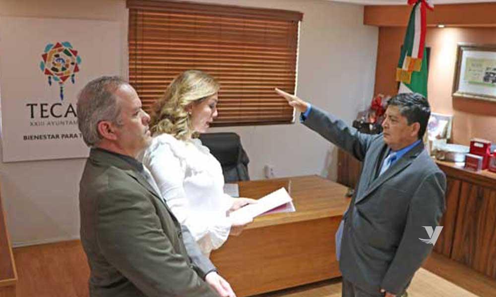 Aprueban al Mayor de Infantería, Orlando Hernández Porras como nuevo Director de Seguridad Ciudadana y Tránsito Municipal