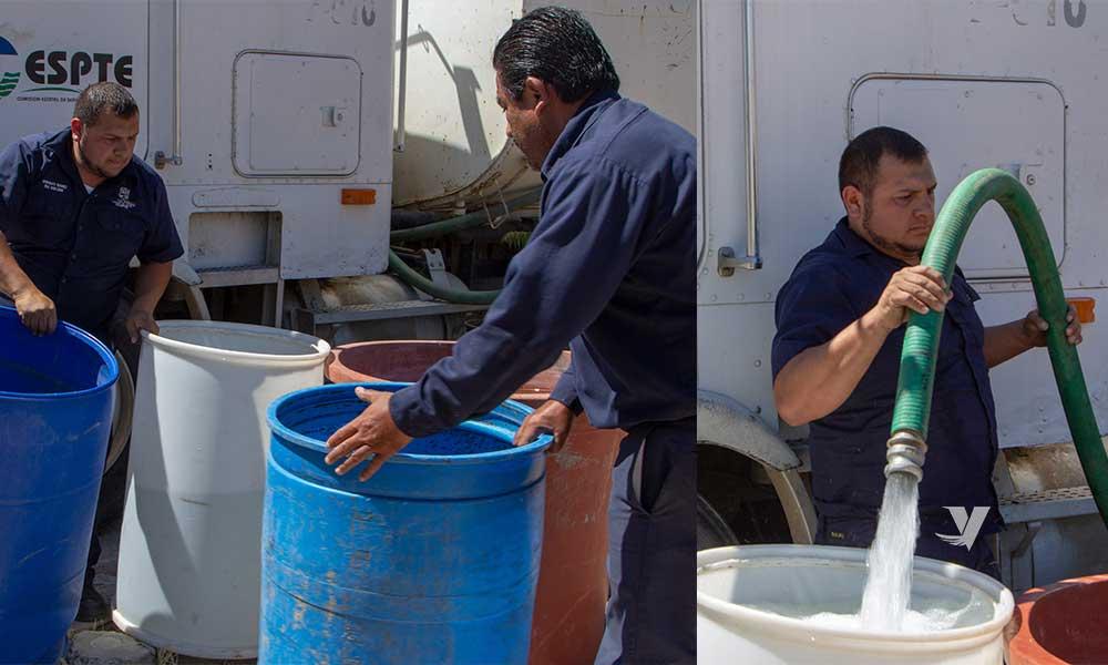 CESPTE pone en marcha Plan Emergente de CONAGUA para asegurar agua limpia en comunidades rurales