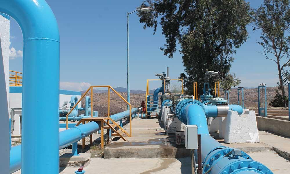 Suspenderá CESPTE suministro de agua en cuatro colonias de Tecate