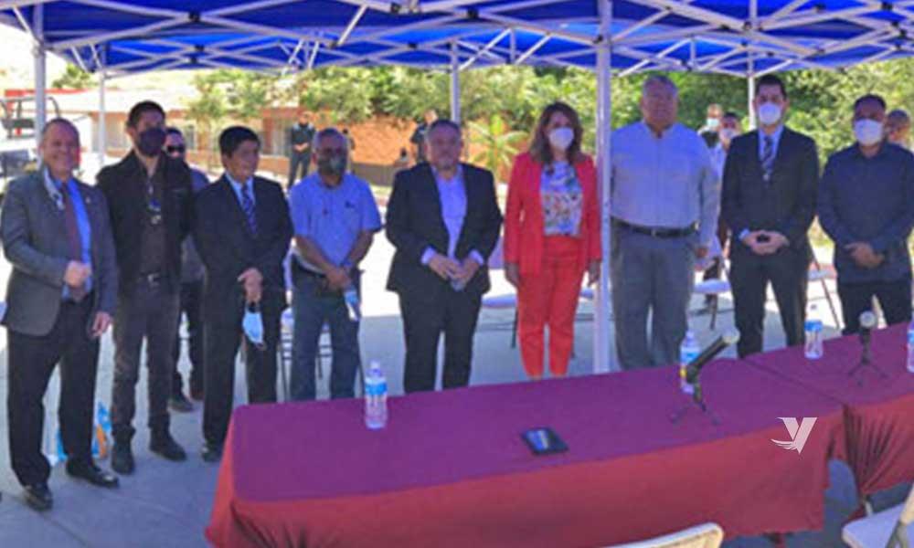 Instalan Comité Ciudadano de Seguridad Pública en Tecate