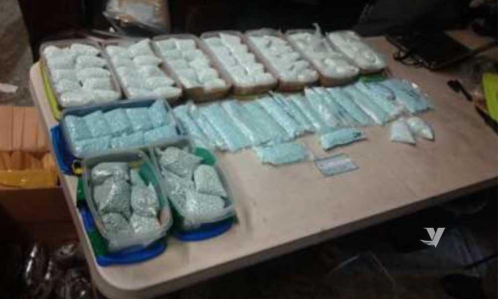 Incauta SEDENA droga valuada en 743 millones de pesos en Tijuana