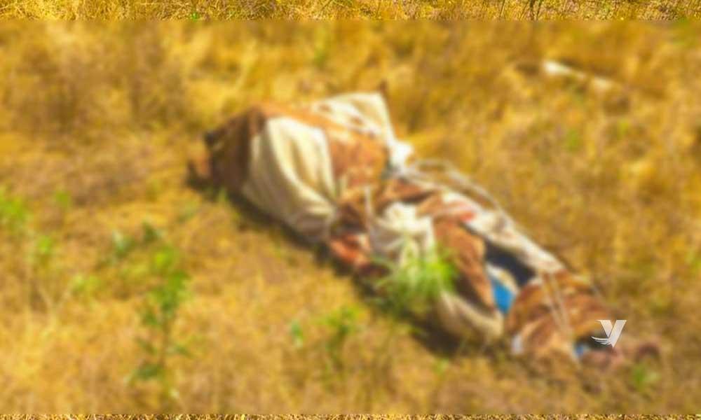 Localizan a persona sin vida en Tecate