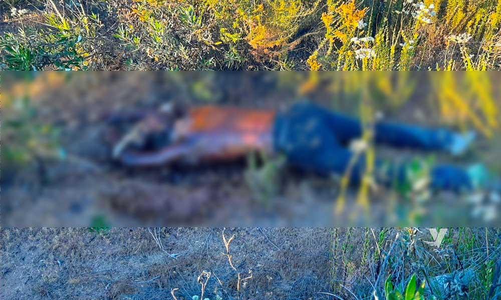 Localizan dos cuerpos en descomposición