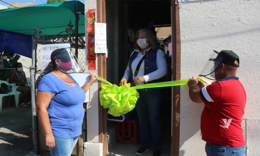 Abren nueva tienda Diconsa – Liconsa en la Colonia Cucapah de Tecate