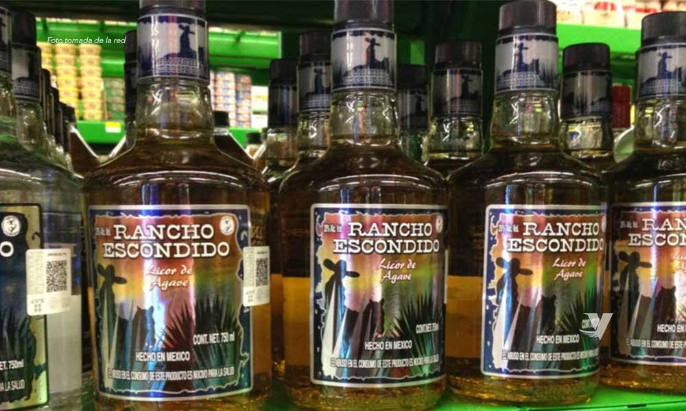 Prohiben consumir tequila Rancho Escondido tras muerte de 8 personas