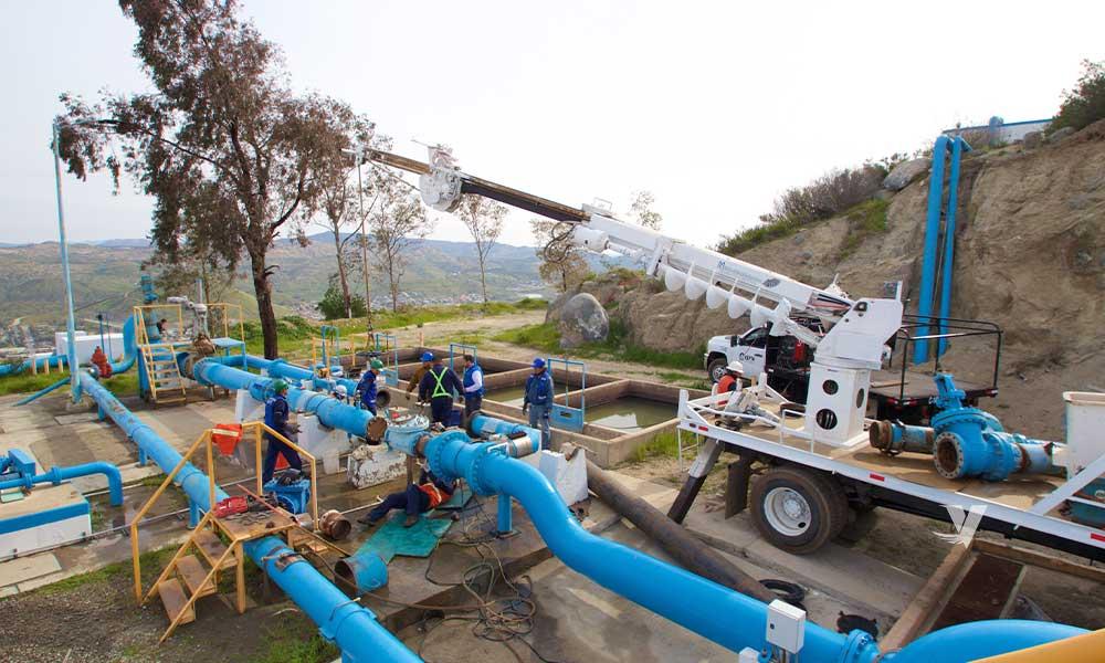 Invertirá CESPTE más de 65 millones de pesos en obras de agua y drenaje en zona urbana y rural