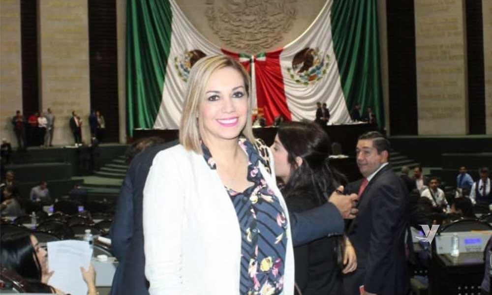 Zulema Adams única Alcaldesa en Baja California que votó en contra de la reelección sin licencia