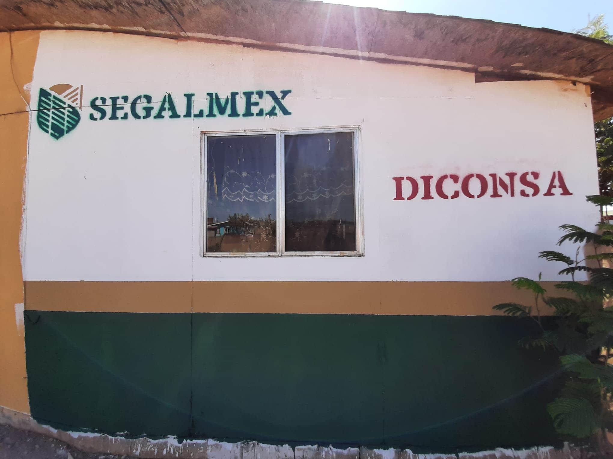 Continúa Segalmex-Diconsa-Liconsa la renovación y mantenimiento de tiendas Diconsa