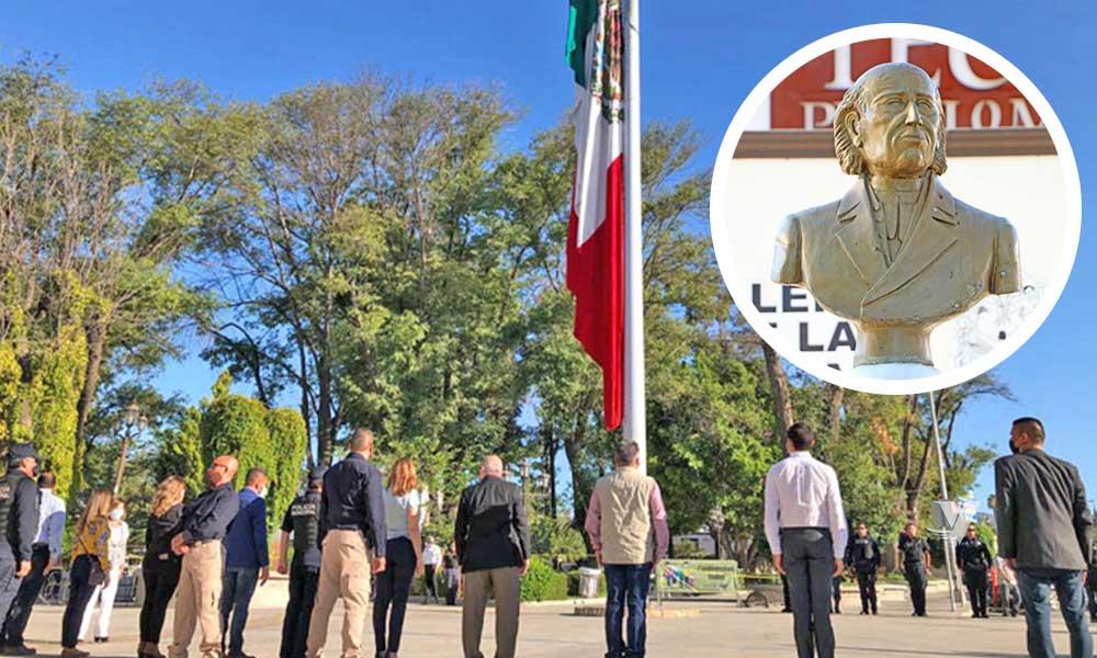 Conmemora el XXIII Ayuntamiento de Tecate el 209 Aniversario Luctuoso de Miguel Hidalgo