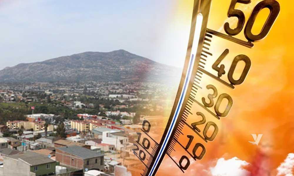 Se esperan altas temperaturas en los próximos días en el municipio
