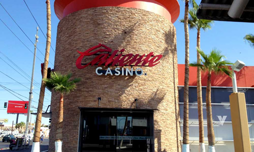 Casinos en Mexicali podrán abrir a partir de este viernes