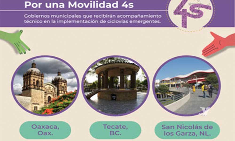 Anuncia Sedatu acompañamiento técnico para implementación de ciclovía en Tecate