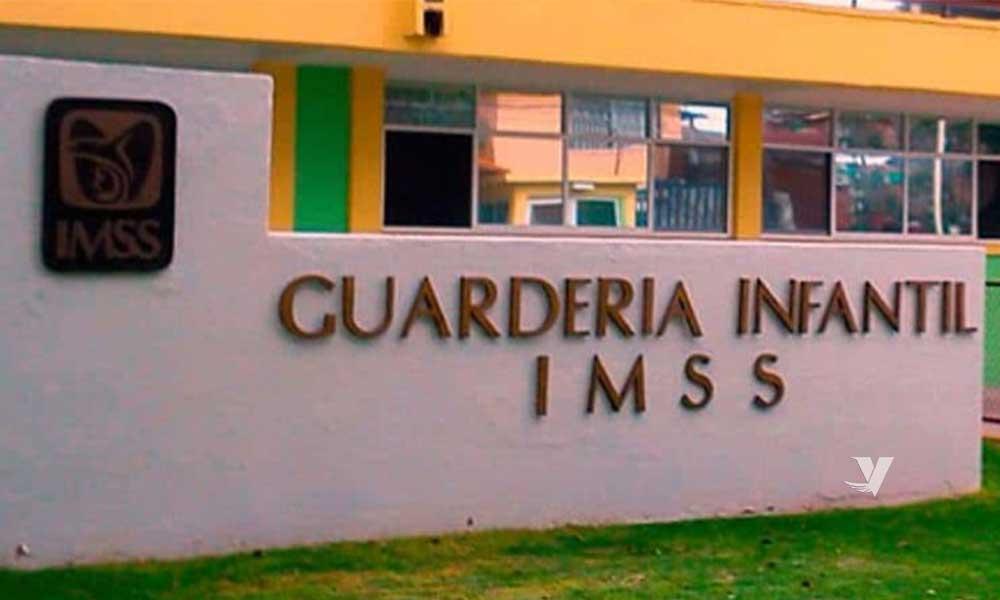 Guarderías del IMSS abrirán sus instalaciones a partir del 20 de julio