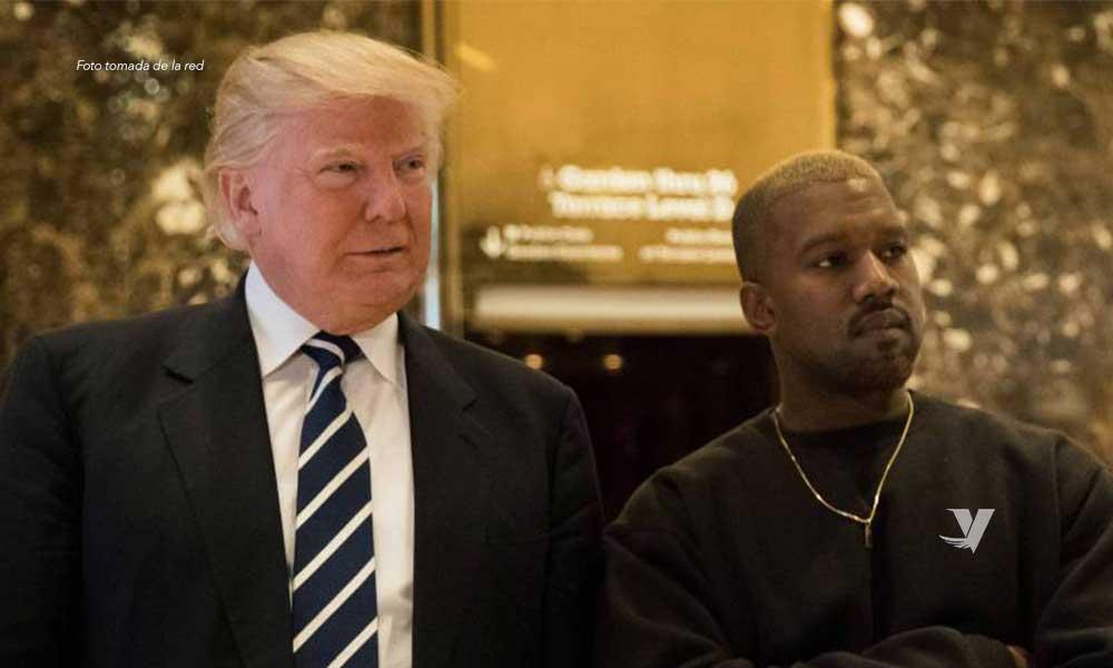 Anuncia Kanye West su candidatura a la presidencia de Estados Unidos