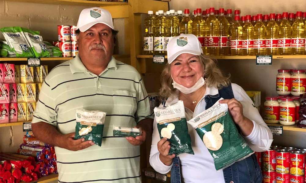 Inauguran nueva lechería Liconsa en el Ejido Carmen Serdán