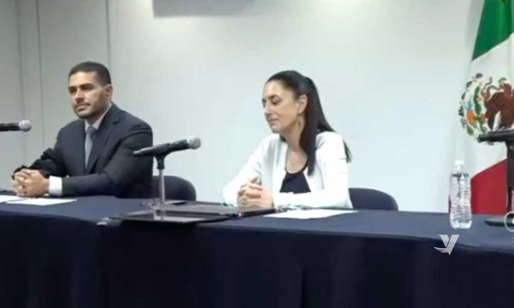 Se reincorpora Omar García Harfuch a sus actividades tras atentado