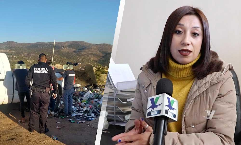De 20 a 3000 salarios diarios a quien se sorprenda depositando basura en tiraderos clandestinos: DPA