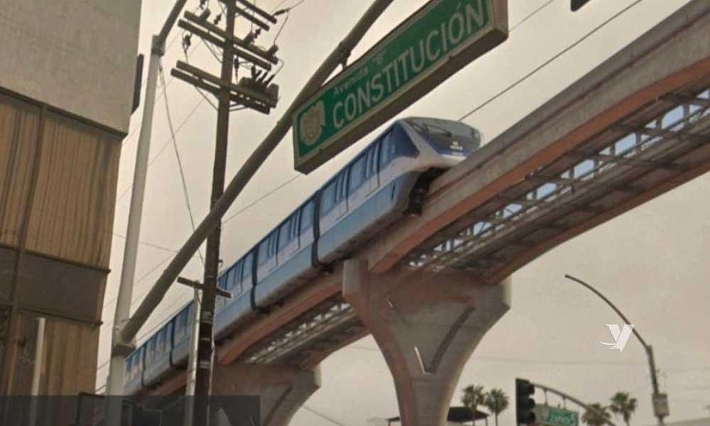 Proponen rutas y estaciones para el monorriel de Tijuana