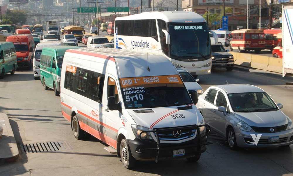 Recomienda IMSS cuidados al utilizar el Transporte Público