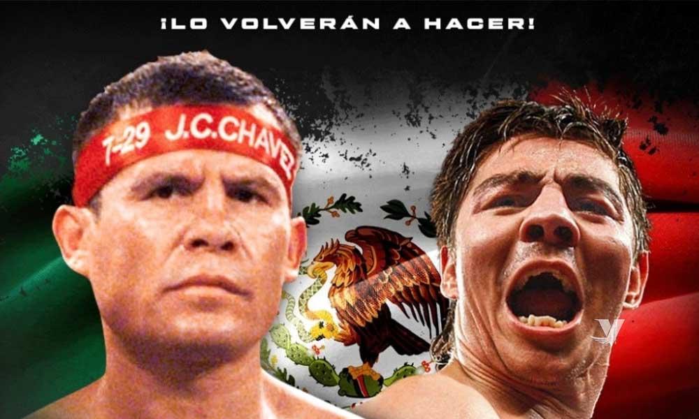 Se enfrentarán en Tijuana Julio César Chávez Vs Travieso en septiembre