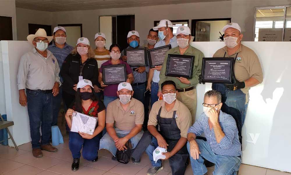 Segalmex-Diconsa-Liconsa Baja California reconoce la labor de sus colaboradores