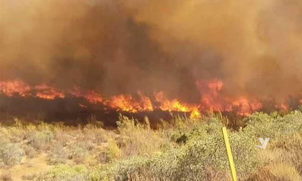 Emite Coordinación Municipal de Protección Civil y Bomberos recomendaciones ante presencia de humo por incendios forestales