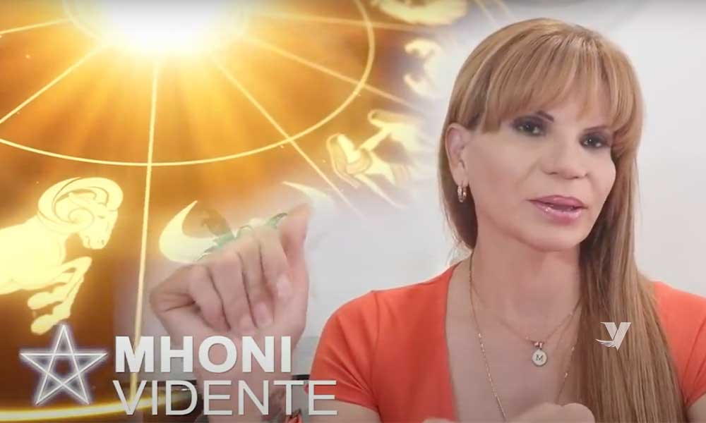 Mhoni Vidente predice huracanes, sismos y atentado a un ex presidente de México