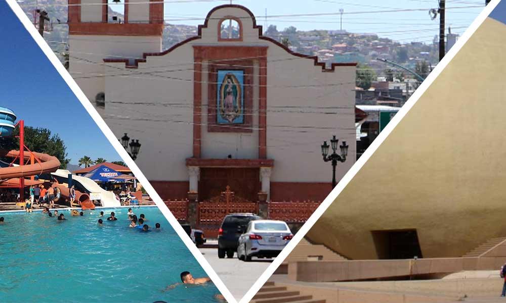 Abrirán a partir de hoy iglesias, albercas y museos en Baja California