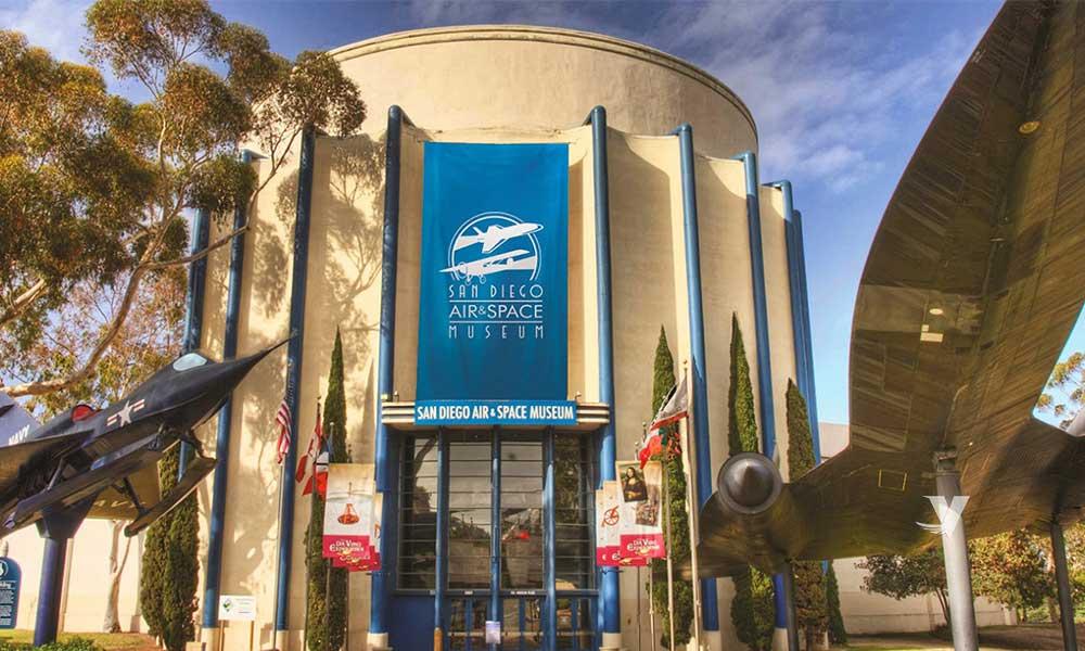 Reabrirán el San Diego Air and Space Museum