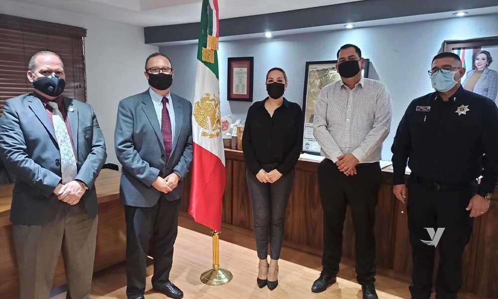 Aprueba cabildo del XXIII Ayuntamiento de Tecate nombramiento de Director de Seguridad Ciudadana y Tránsito Municipal, Tesorero Municipal y Director Jurídico