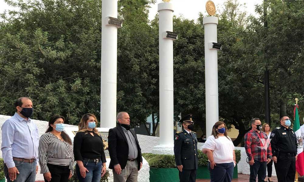 173 aniversario luctuoso de la gesta heroica de los Niños Héroes de Chapultepec