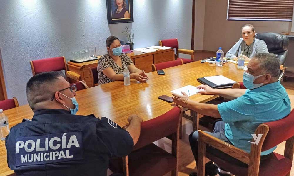 Coordinan esfuerzos por la seguridad de los tecatenses comité ciudadano de Seguridad Pública y XXIII Ayuntamiento de Tecate