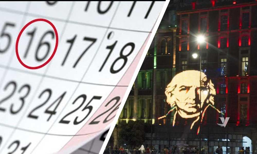Próximo 16 de septiembre será día inhábil en el gobierno de Baja California