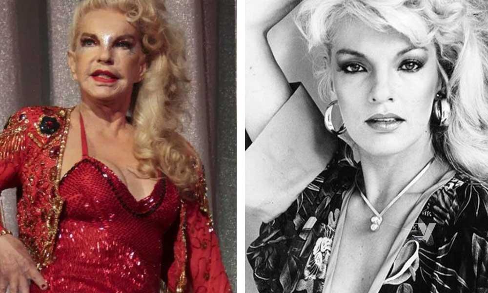 Fallece Wanda Seux, famosa actriz y vedette del cine mexicano