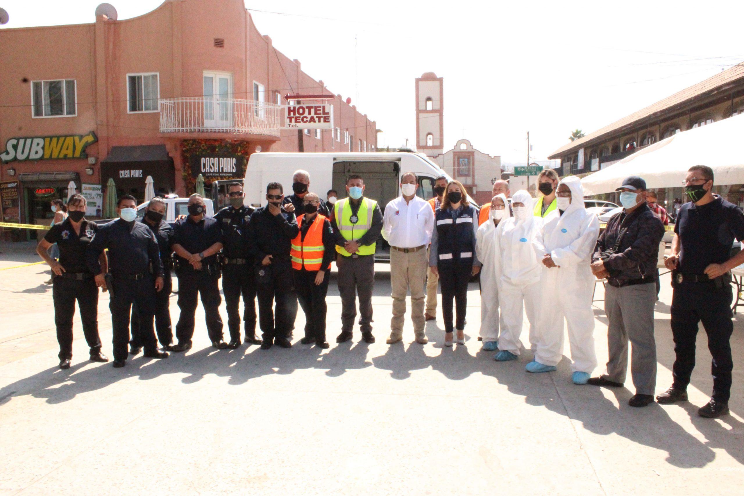 Se Lleva A Cabo Evento De Buenas Prácticas Por Parte De La Dirección De Seguridad Ciudadana Y Tránsito Municipal
