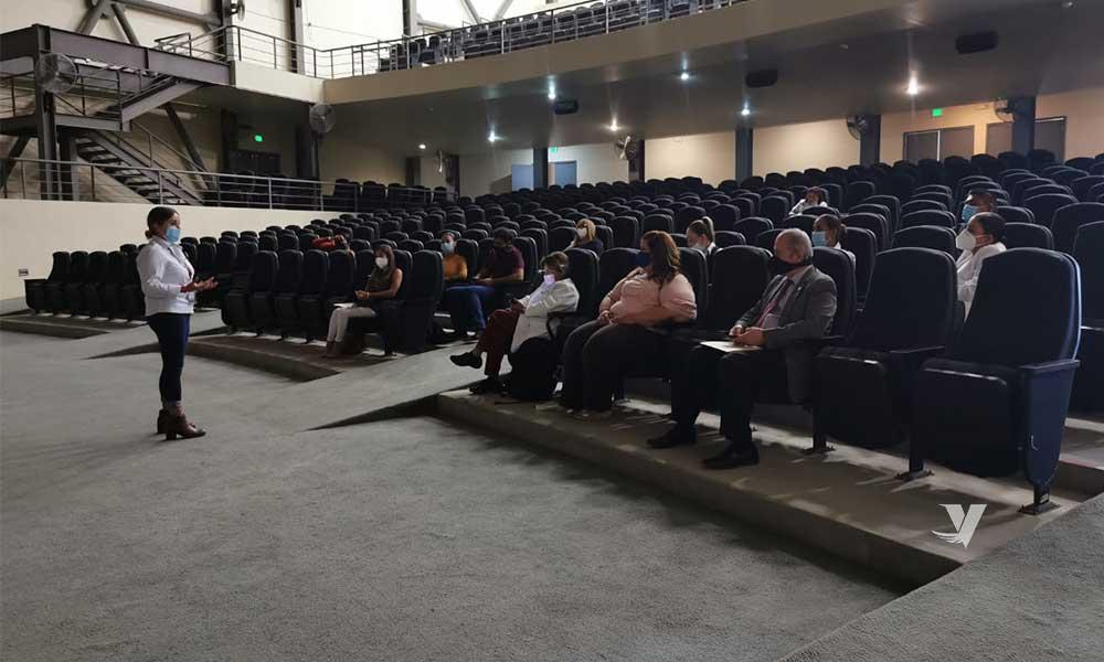 Capacitan a Comité Municipal de Salud del XXIII Ayuntamiento de Tecate