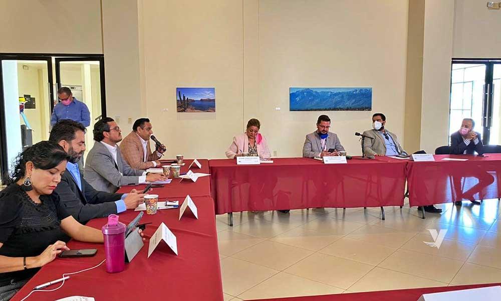 Sostiene IP de Tecate Diálogo Empresarial con Diputados de Baja California