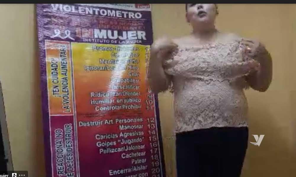 Imparte DIF Municipal Jornada Virtual de Salud Mental a estudiantes de CONALEP