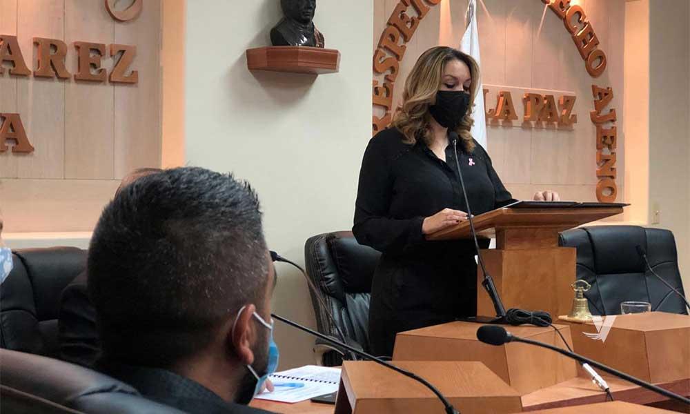 Rinde alcaldesa Zulema Adams su Primer Informe de Gobierno