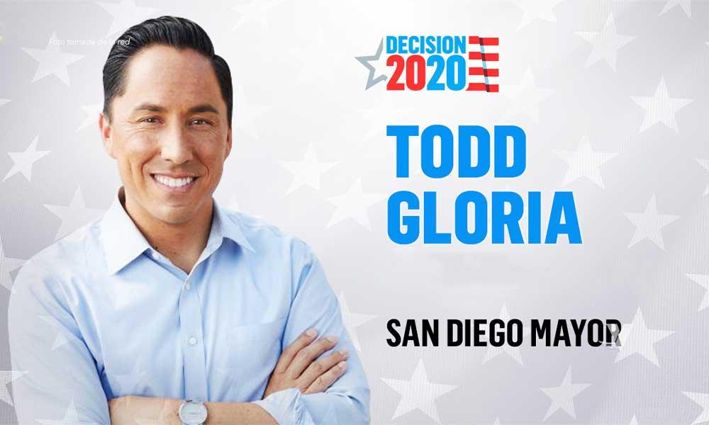 San Diego elige a su primer alcalde gay y de color