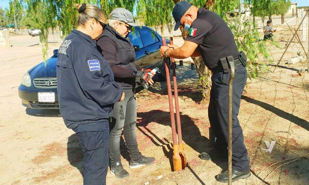 """Realiza IMJUVET Reforestación En Delegación Mi Ranchito Con El Programa """"Territorio Verde"""""""