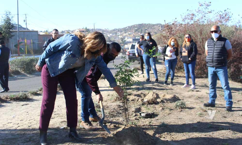 """Preside Alcaldesa,  Zulema Adams Pereyra, Jornada """"Para Prevenir Hay Que Recuperar"""" Sobre Boulevard Santa Anita"""