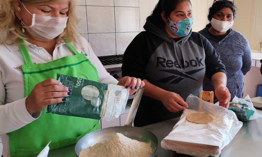 Diconsa promueve consumo de amaranto como una fuente altamente nutritiva