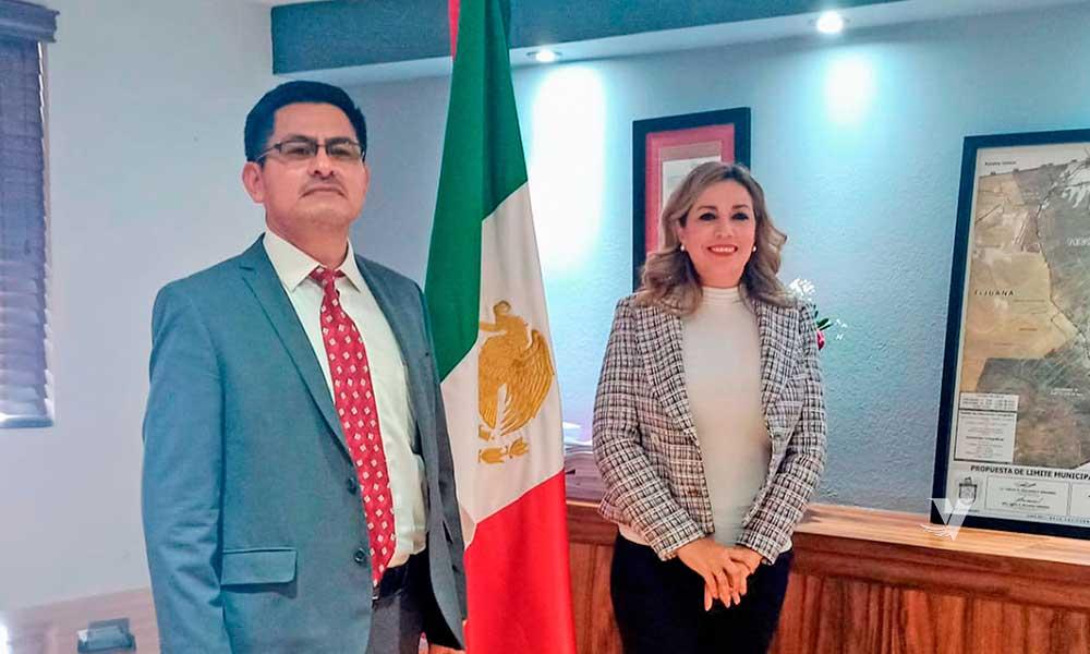 Aprueba cabildo del XXIII Ayuntamiento de Tecate nombramiento del coronel diplomado de estado mayor, Ramón Márquez Hernández como nuevo Director de Seguridad Ciudadana y Tránsito Municipal
