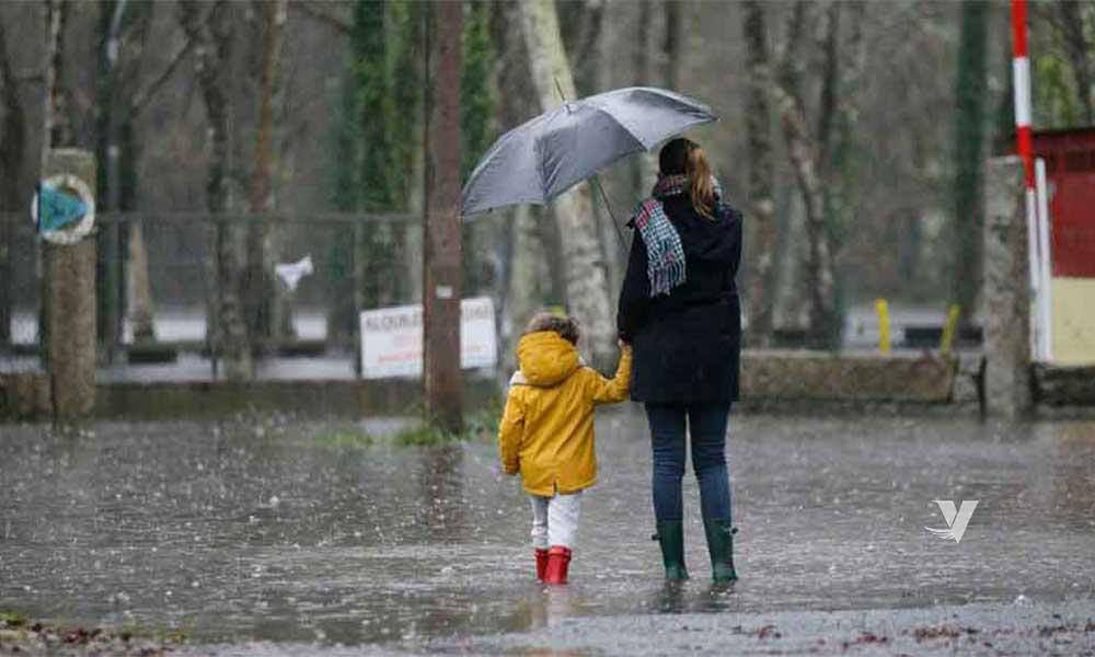 La coordinación municipal de Protección Civil y Bomberos de Tecate emite el siguiente boletín meteorológico por lluvias y bajas temperaturas en el municipio